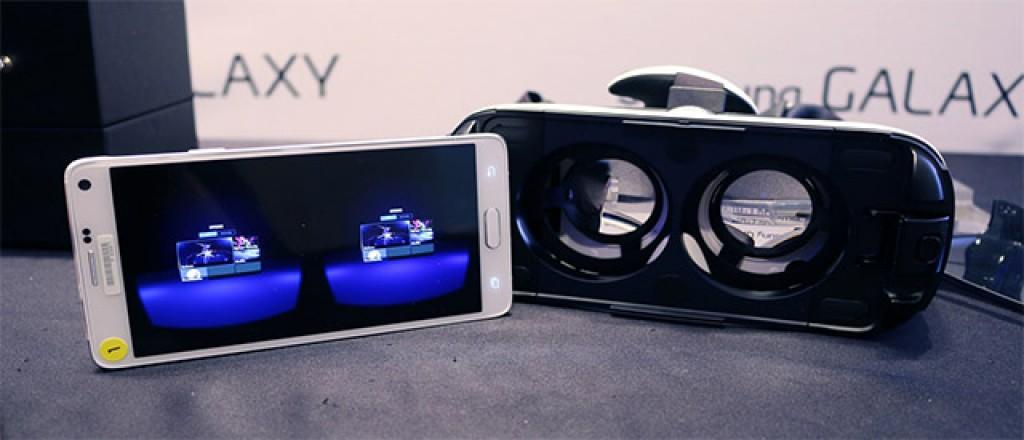 Samsung-Gear-VR-setup