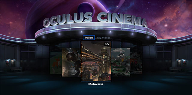 gear vr 3d movies