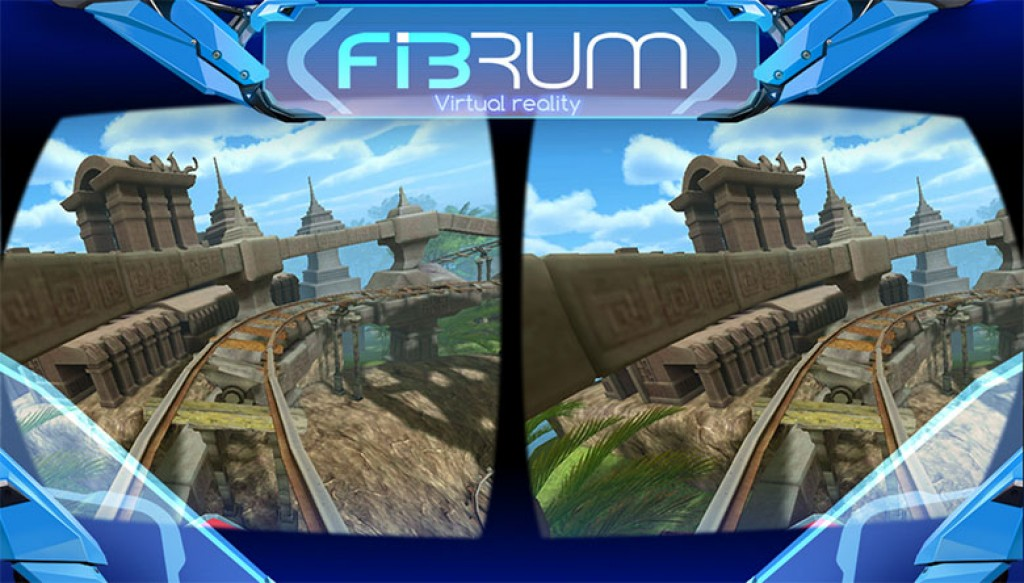 Fibrum -Rollercoaster