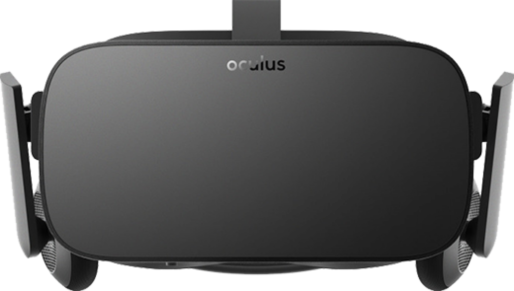 Oculus Rift – Virtual Reality HeadsetXbox One Transparent