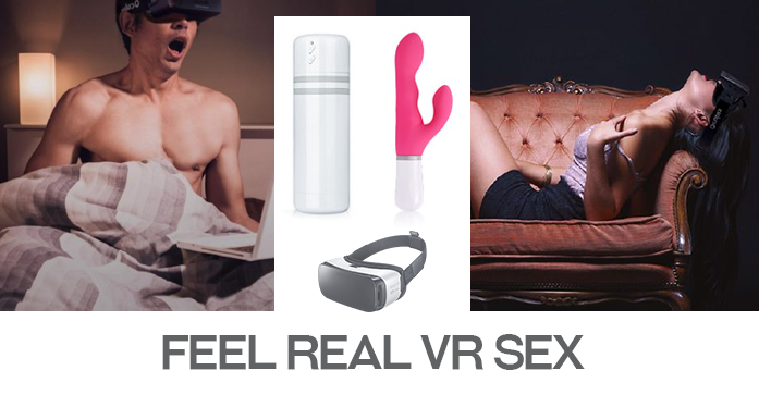 SEX TOYS SYNCED WITH VR DEVICES