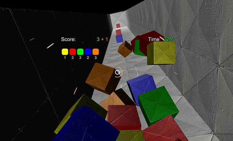 Block Blaster VR 1