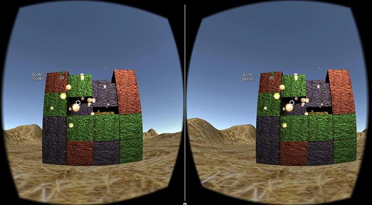 Block Blaster VR 2