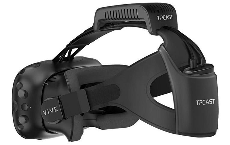 TPCAST Wireless HTC Vive