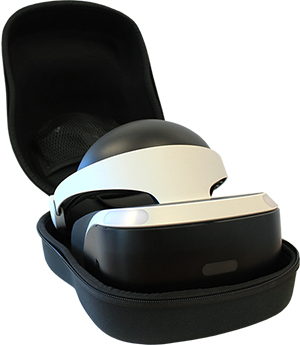 Ps Vr Deluxe Travel Case