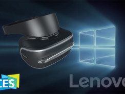 Lenovo's Windows Holographic VR Headset Revealed