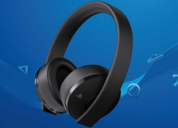PlayStation Gold Wireless Headset Is Redesigned