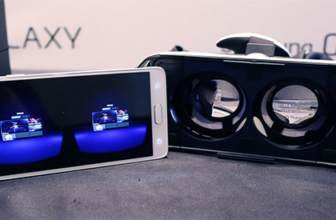 Getting started with Samsung Gear VR