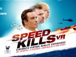 Speed Kills VR feature film starring John Travolta