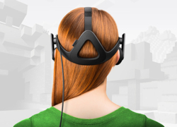 MINECRAFT: Gear VR Edition Now Available