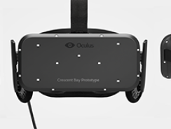 Oculus Rift Crescent Bay unbelievable experience
