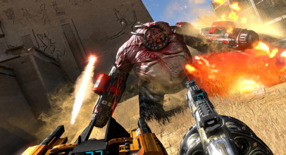Serious Sam 3 VR:BFE Hits Steam in Just $36