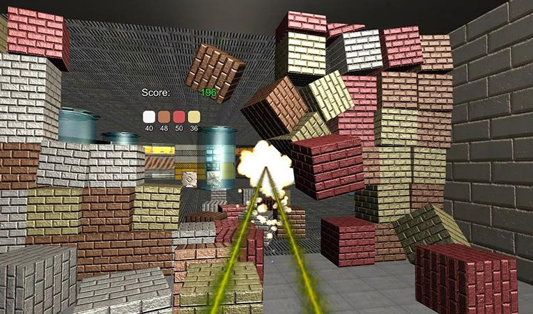 Block Blaster VR 3