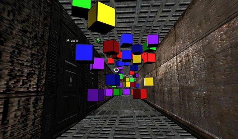 Block Blaster VR 4