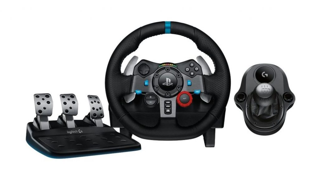 Logitech Driving Force G29 Race Wheel