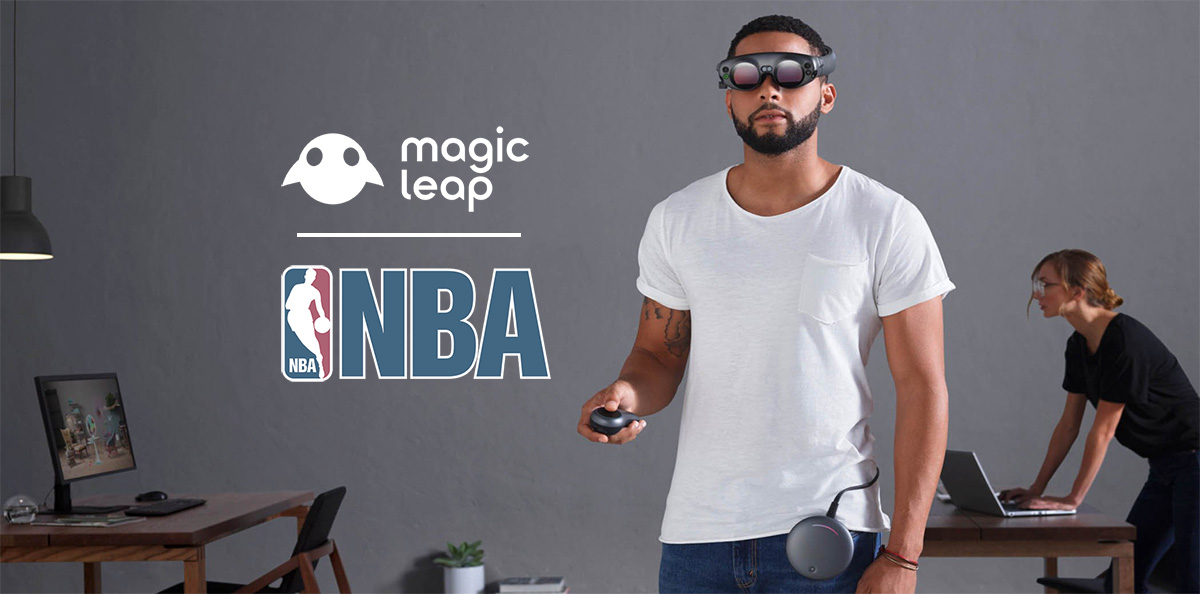 Magic Leap to partner with NBA and change the way we watch basketball