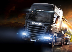 Euro Truck Simulator 2 Ready for DK2