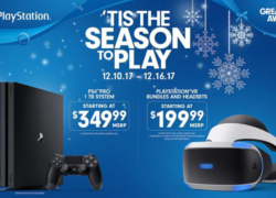 Great Christmas Deals for PlayStation VR Systems