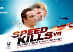 Speed Kills VR feature film starring John Travolta