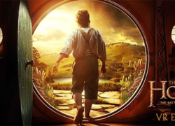 Hobbit VR Experience for Google Cardboard