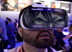 Samsung Gear VR Footage available
