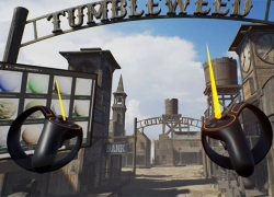 Unreal Engine 4.12 includes VR Editor, OSVR and Google Daydream Support